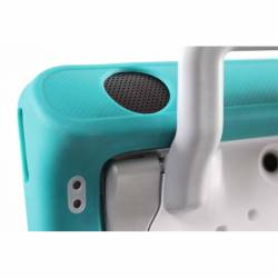 SpeechCase teal blue