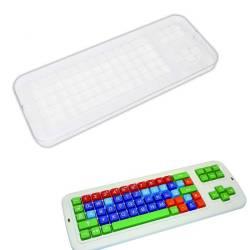 Fingerführraster für die Clevy Tastatur (ohne Tastatur)