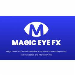 MAGIC EYE-FX LICENSE CARD